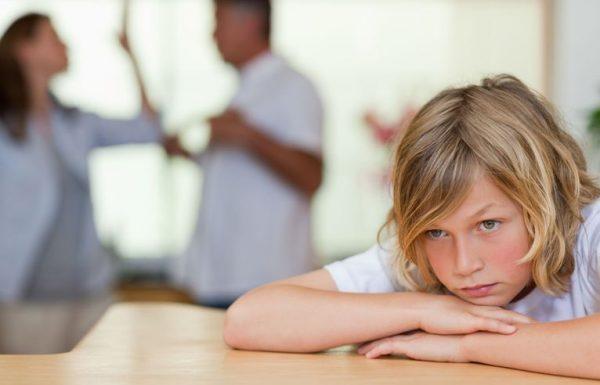 הסכם גירושין עם ילדים